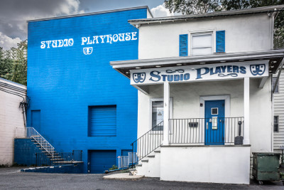 Studio Playhouse Exterior - 1 (2)