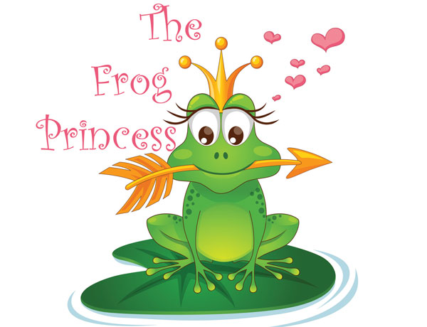 Frog-Princess-Sized