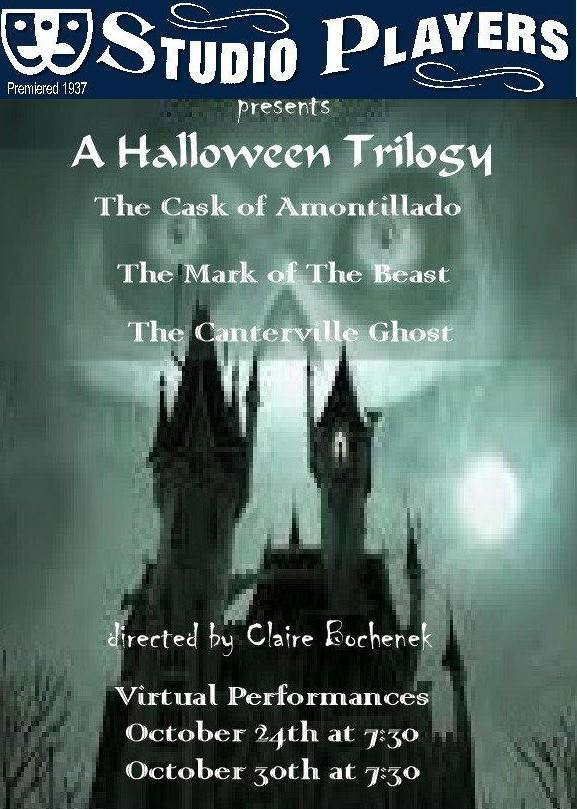 The Halloween Trilogy: An Online Performance