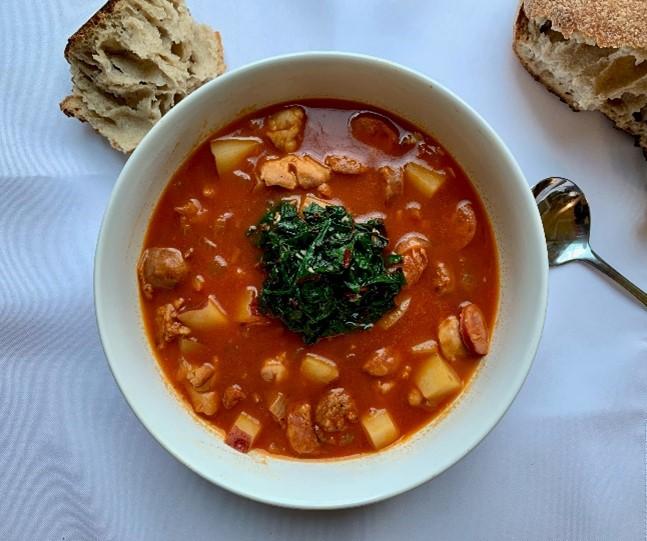 Portuguese Stew
