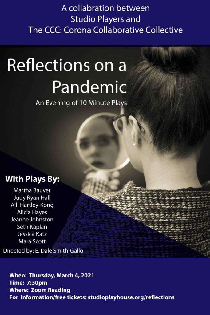 Reflections on a pandemic poster